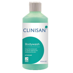 Clinisan Body Wash Advance 500 mL Janitorial Supplies