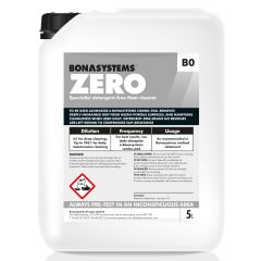 BonaZero Detergent-Free Floor Cleaner 5 Litre Janitorial Supplies