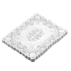 Lace Tray Paper 368x245mm Janitorial Supplies