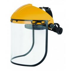 Safety Faceshield with Visor Janitorial Supplies