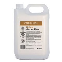Prochem Natural Carpet Rinse 5 Litre Janitorial Supplies
