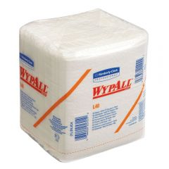 Wypall 7471 L40 Wipers Folded White