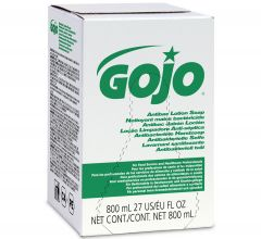 Gojo Accent Antibac Lotion Soap Fragrance Free 800ml Janitorial Supplies