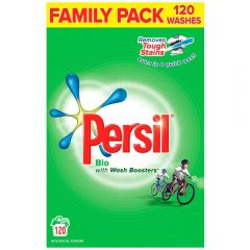 Persil Professional Biological Washing Powder 120W Janitorial Supplies