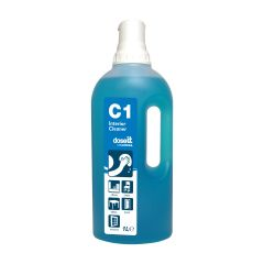 Clover C1 Interior Cleaner 1 Litre Janitorial Supplies