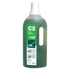Clover C2 Floor Cleaner 1 Litre Janitorial Supplies