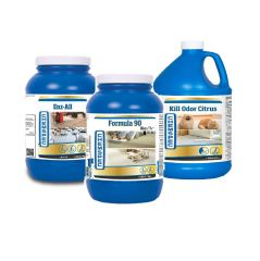 Chemspec Commercial & Food Service Carpet Cleaning Bundle Janitorial Supplies