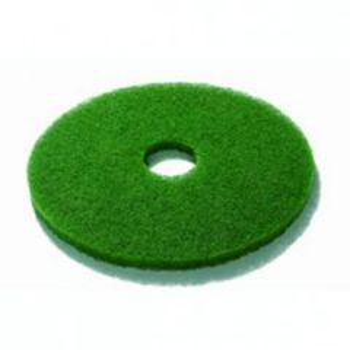 "Floor Scrubbing Pads 19"" Green 48 cm Janitorial Supplies"