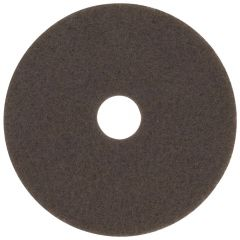 "3M Scotch-Brite Premium Floor Stripping Pads 17"" Brown 43cm Janitorial Supplies"