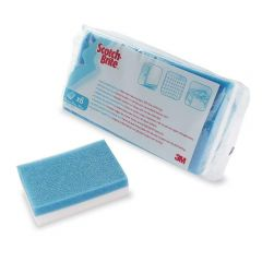 3M Scotch-Brite Easy Erasing Pad Janitorial Supplies
