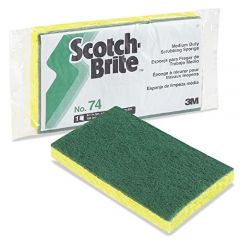 3M Scotch-Brite No.74 General Purpose Sponge Scourer Janitorial Supplies
