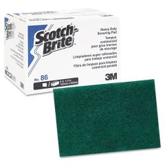 3M Scotch-Brite No.86 Heavy Duty Scouring Pad Janitorial Supplies