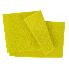 3M General Purpose Scouring Pad Yellow Janitorial Supplies