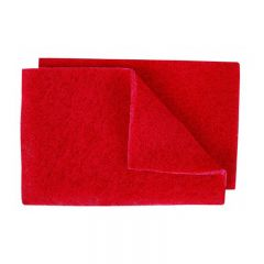 3M General Purpose Scouring Pad Red Janitorial Supplies