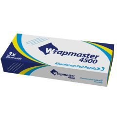 Wrapmaster Catering Foil Refill 45cm Janitorial Supplies
