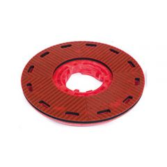 Numatic 360mm Nuloc2 Pad Drive Board Red Janitorial Supplies