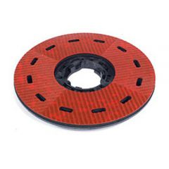 Numatic 400mm Nuloc2 Pad Drive Board Red Janitorial Supplies