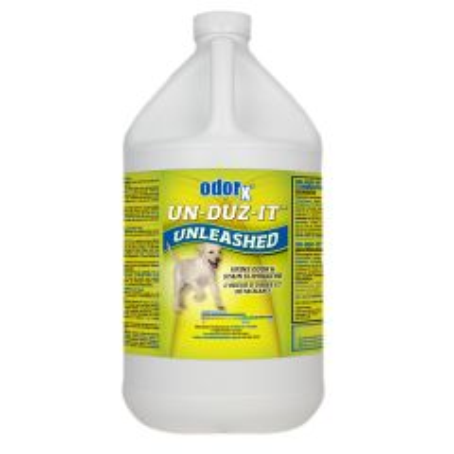 OdorX Un-Duz-It Enzyme Deodoriser 3.80 Litre Janitorial Supplies