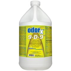 OdorX 9-D-9 General Purpose Smoke Neutraliser 3.80 Litre Janitorial Supplies