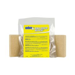 OdorX Bad Odour Lemon Lime Blocks Janitorial Supplies