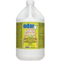 OdorX Space Spray Citrus Odour Neutraliser 3.80 Litre Janitorial Supplies