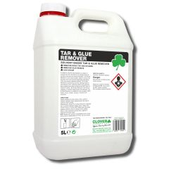 Clover Tar & Glue Remover 5 Litre Janitorial Supplies