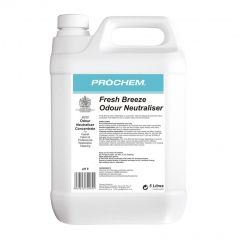 Prochem Fresh Breeze Deodoriser 5 Litre Janitorial Supplies