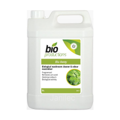 Blu Away Biological Washroom Cleaner 5 Litre Janitorial Supplies