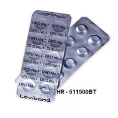 Lovibond DPD 1 HR Tablets Janitorial Supplies