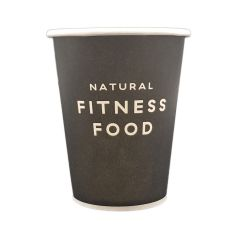Eco Single Wall NFF Printed Cup 12oz Janitorial Supplies