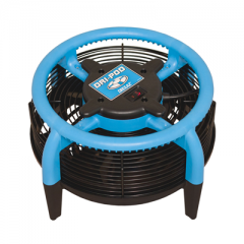 Dri-Pod Carpet &  Floor Air mover Dryer 230v Janitorial Supplies