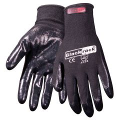"Super Grip Nitrile Gloves 9"" Janitorial Supplies"