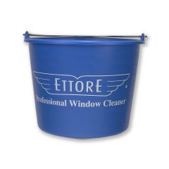 Ettore Round Blue Bucket 12 Litre Janitorial Supplies