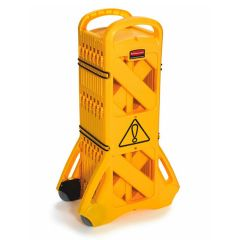 Rubbermaid Mobile Safety Barricade System Janitorial Supplies