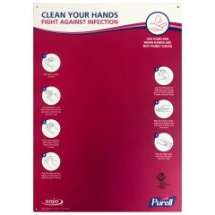 Purell Infection Control Board Janitorial Supplies