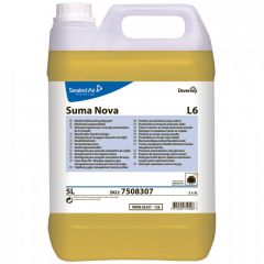 Diversey Suma Nova L6 Machine Detergent 5 Litre Janitorial Supplies