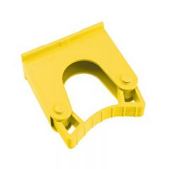 Hanger for Brushes and Handles Standard Yellow 70mm