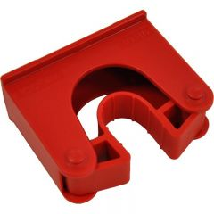 Hanger for Shovels Red 81mm