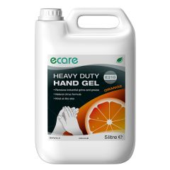 Orange Hand Heavy Duty Cleanser 5 Litre Janitorial Supplies