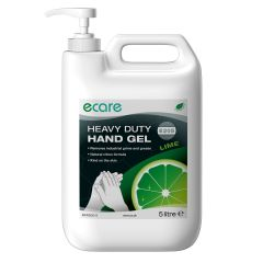 Enov E205 Lime Pumice Hand Gel Heavy Duty 5 Litre Janitorial Supplies