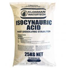 Cyanuric Acid/Conditioner 25kg Janitorial Supplies