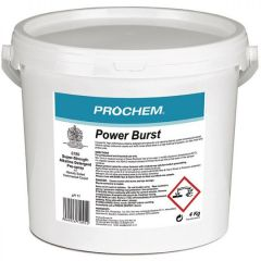 Prochem Power Burst 4Kg Janitorial Supplies