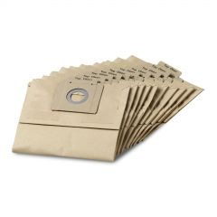 Karcher Filter Paper Vacuum Bags T12 Janitorial Supplies