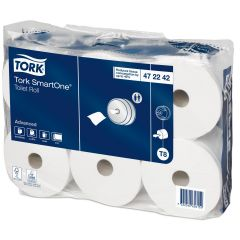 Tork T8 SmartOne Toilet Roll Advanced Janitorial Supplies