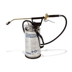 Pump Up Stainless Steel Pressure Sprayer 5 Litre Janitorial Supplies