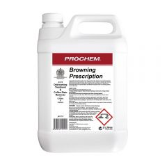 Prochem Browning Prescription 5 Litre Janitorial Supplies