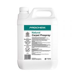 Prochem Natural Carpet Prespray 5 Litre Janitorial Supplies