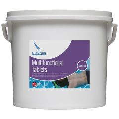 Champion Multifunctional Chlorine 200gTablets Janitorial Supplies