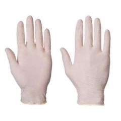 Synthetic Powder Free Gloves Medium Janitorial Supplies