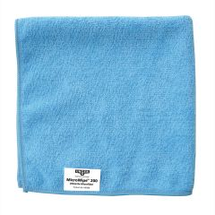 Unger Blue Microfibre Micro Wipe Cloth Janitorial Supplies